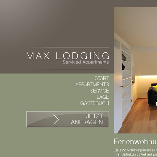 Max Lodging - Serviced Appartments in München