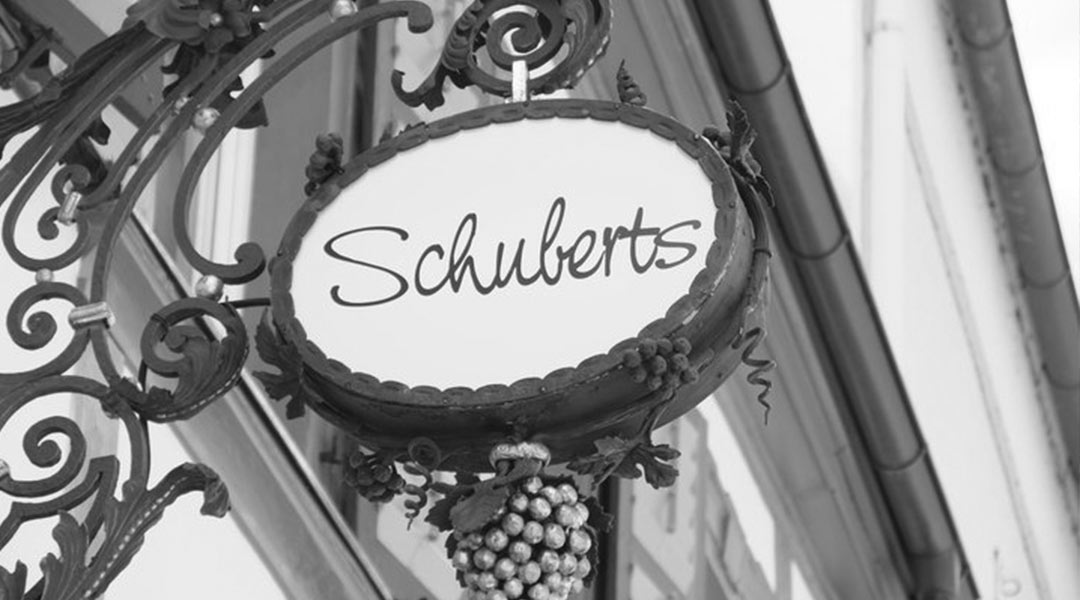 "Weinstube ""Schuberts"" in Bad Kissingen"