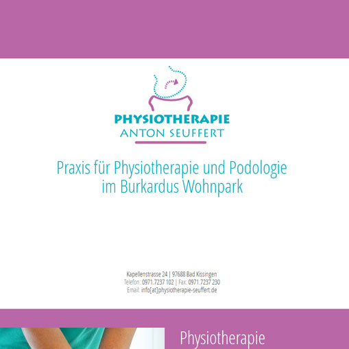 Physiotherapie-Praxis Seuffert in Bad Kissingen